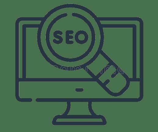 SEO optimiseerimine kodulehele,veebilehele või e-poele. Tõstab positisooni otsingumootorites ja aitab klientideni paremini jõuda