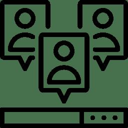 kliendid, reklaam, disain